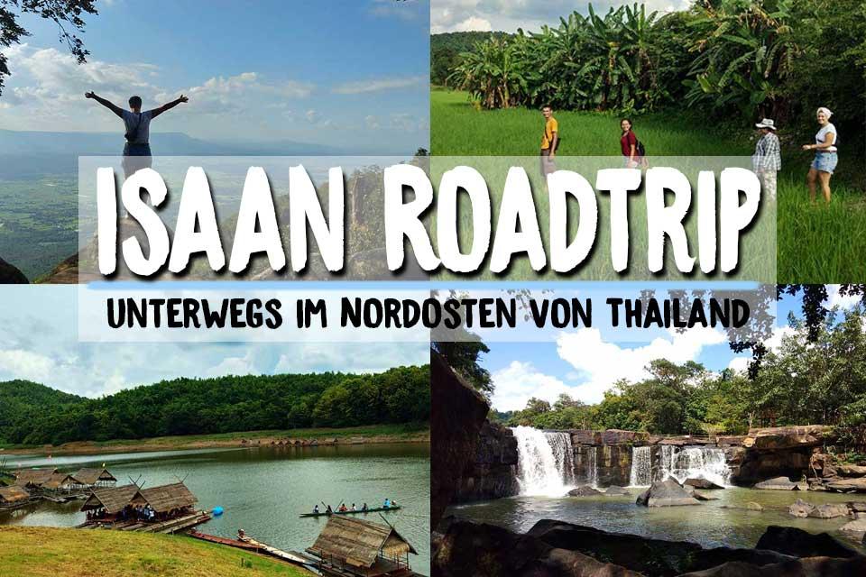 Roadtrip durch den Nordosten (Isaan) von Thailand – Unsere Highlights